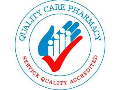 Quality Care Pharmacy Service Quality Accredited. Bundaberg Pharmacy and Chemist