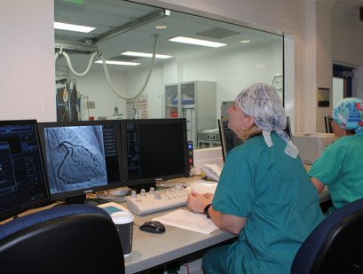 Cardiac Investigation Unit at The Friendly Society Private Hospital