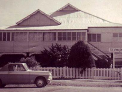 History St Vincents Hospital Crofton Street
