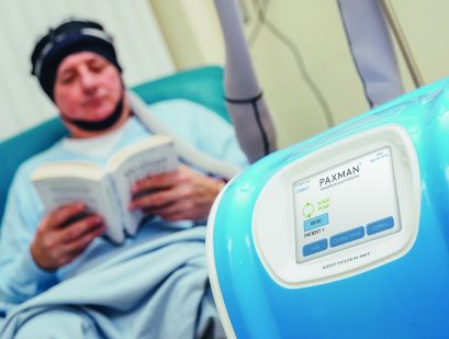 Scalp Cooling Machine