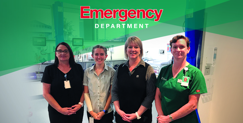 Emergency Department turns 2