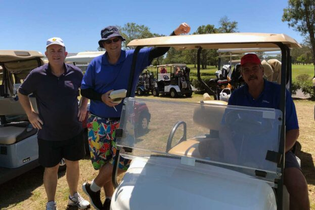 Foundation Golf Day 2020