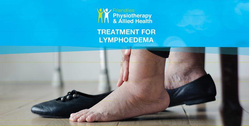 Treatment for lymphoedema